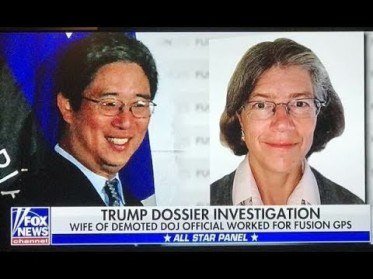 BRUCE OHR AND WIFE