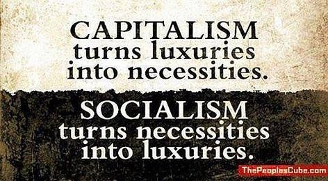 CAPITALISM VS SOCIALISM 1