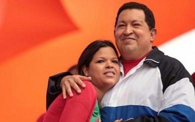 CHAVEZ DAUGHTER MARIA GABRIELA