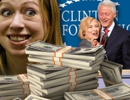 CLINTON FOUNDATION 1