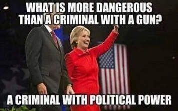 HILLARY AND CRIMINAL AND EMAILS