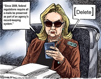 HILLARY AND EMAILS 1