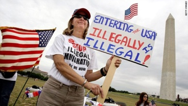 ILLEGALS AND ANCHOR BABIES