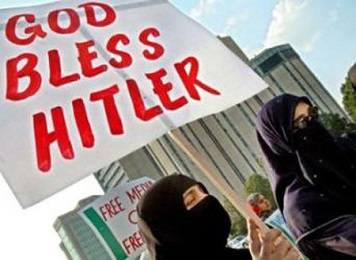 JEWS and hate crimes 2 and muslims