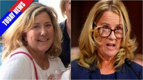 MONICA MCLEAN AND BLASEY FORD