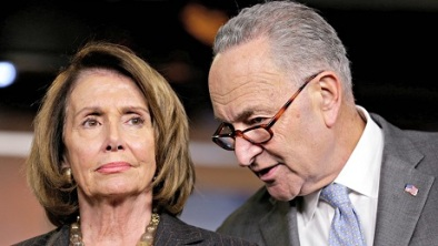 PELOSI AND SCHUMER 1