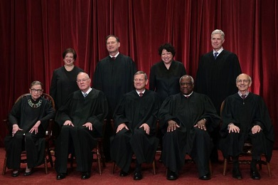 SUPREME cOURT AND jUSTICES