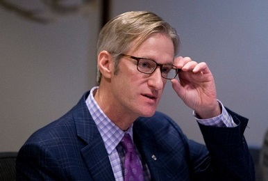 TED WHEELER PORTLAND OREGON MAYOR