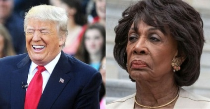 TRUMP AND WATERS