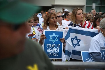 Republican Presidential Candidate Sen. Marco Rubio (R-FL) Addresses The Greater Miami Jewish Federation's Pro-Israel Rally
