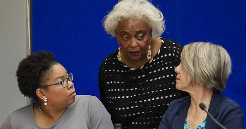 BRENDA SNIPES AND FELLOW ELECTION FRAUD THIEVES