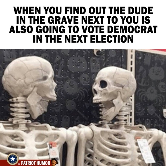 DEMOCRAT PARTY AND VOTER FRAUD