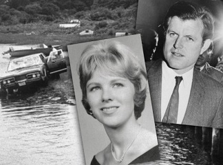 TED KENNEDY AND MARY JO KOPECHNE