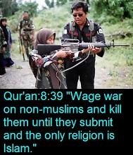 Muslims Kill Christians
