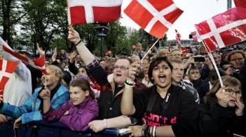 DENMARK WANTS ILLEGALS AND IMMIGRANTS GONE