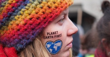 Bonn; thousands took to the streets ahead of COP23