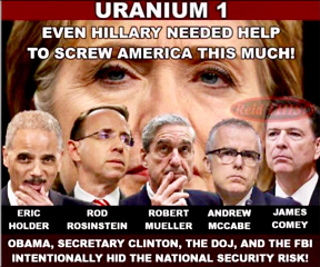 HILLARY AND URANIUM ONE AND RUSSIA