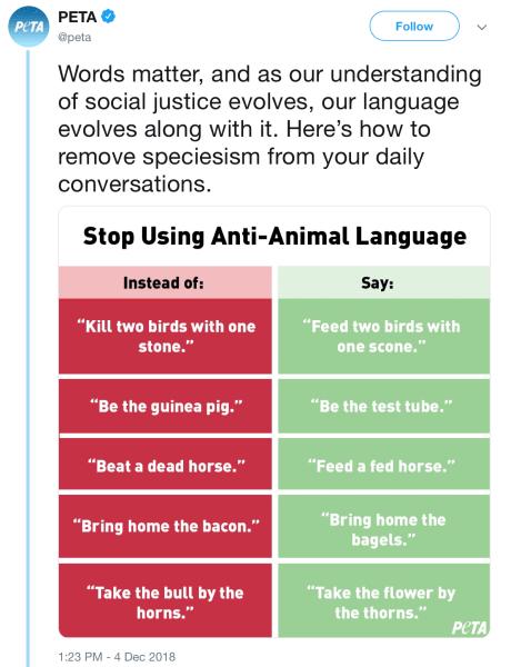 PETA-table