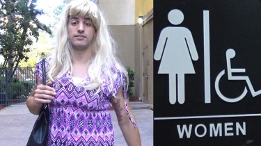 trans and bathrooms and perverts
