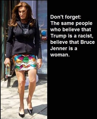 bruce jenner and liberals and loons and perverts