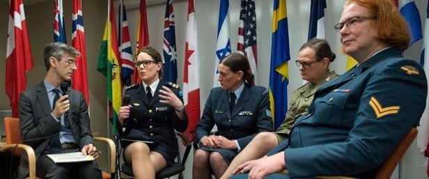 transgenders in the military