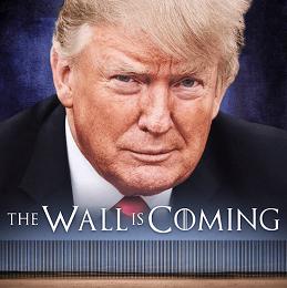 trump and border wall