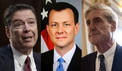 COMEY AND STRZOK AND MUELLER 1