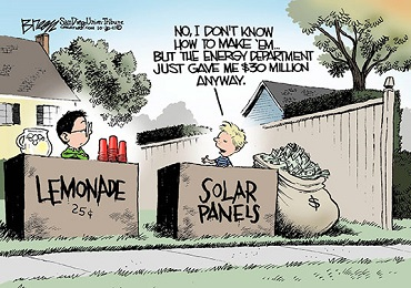 GREEN ENERGY AND RENEWABLE AND CLIMATE CHANGE AND POWER AND FRAUD AND SOLAR