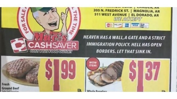 GROCERY STORE AD