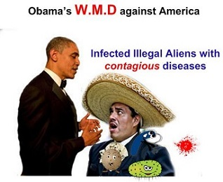 ILLEGAL ALIENS AND DISEASE 1